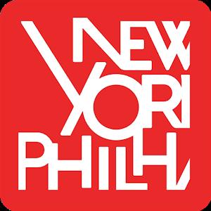 New York Philharmonic icon