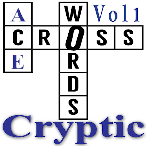 Cryptic Crosswords : ACE Vol1 icon