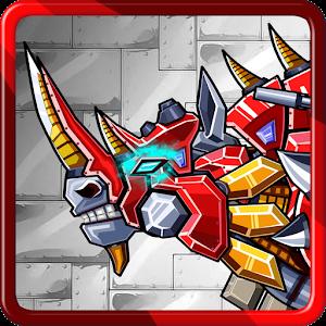 Toy Robot War?Robot Fire Rhino icon