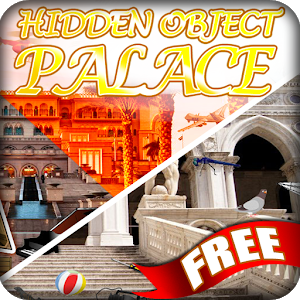 Hidden Objects Palace Free icon