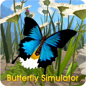 Butterfly Simulator icon