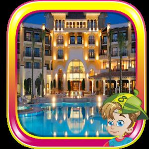 Eminent hotel escape icon
