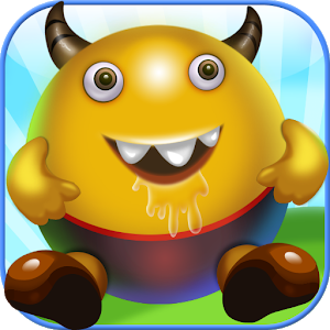 Candy Bouncing: Monster Star icon