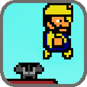 8-Bit Jump - Platform Game icon