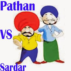Pathan vs Sardar jokes icon