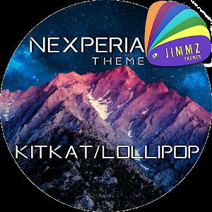 Jimmz EXperiaz Theme- NeXperia icon