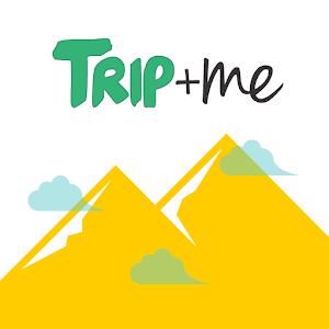 Trip+me: a trip planner icon