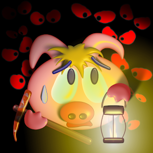 Piggys run icon