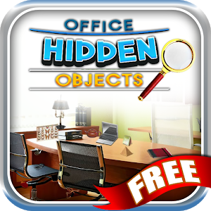 Office Hidden Objects Free icon