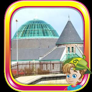 Aqua Dome Escape icon