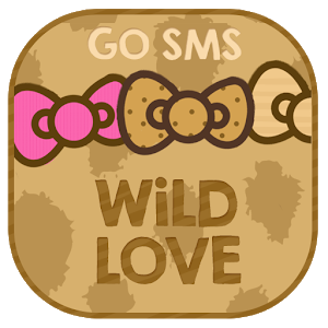 Wild Love GO SMS icon