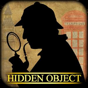 Hidden Object - Sherlock icon