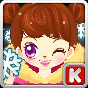 Judy's White Snow-Girls Game icon