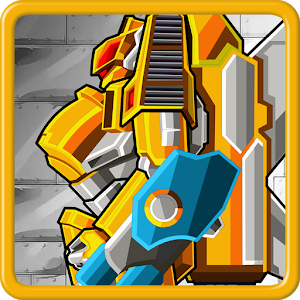 Toy Robot War:Robot Cannon icon