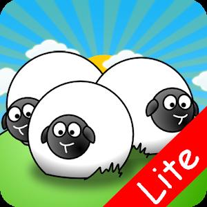 Angel Sheep vs Wolves Lite icon