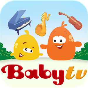 Musical Games & Rhymes– BabyTV icon