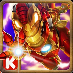 Dinobot: Iron T-Rex icon
