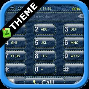 GOContacts theme Denim icon
