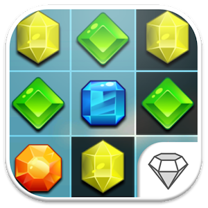 Jewels Star Saga 3D icon
