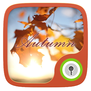 (FREE) Autumn Theme GO Locker icon