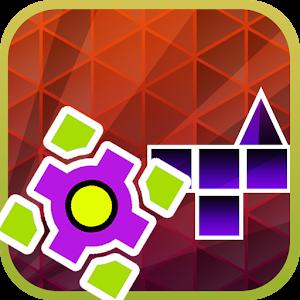 Happy Geometry Race: Dash Lite icon