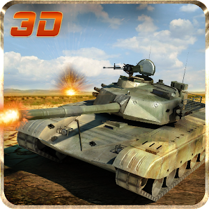 War Tank Battle Zone 3D icon