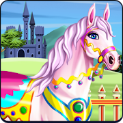 Royal Horse Caring icon