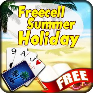 Freecell Summer Holiday Free icon