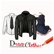 How to Draw Fashion Clothes icon