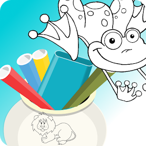 Coloring Book - Creative Fun icon