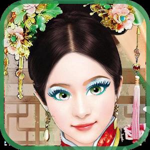Chinese Princess Dress Up icon
