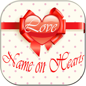 Name On Hearts icon
