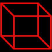 Right brain box icon