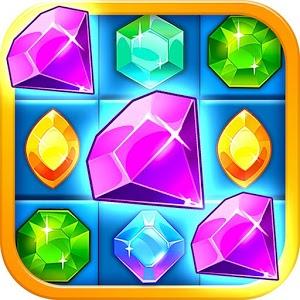 Jewel Splash Fun Match 3 icon