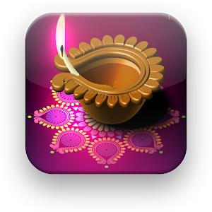 Diwali Greeting Card Maker icon