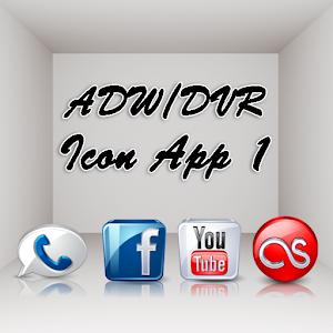 Icon App 1 ADW/OH/DVR/CP icon