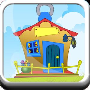 Blue Puzzle Room Escape icon