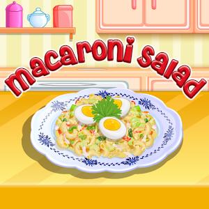 Macaroni Salad Cooking icon