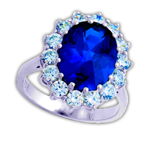 Jewelry Live Wallpaper icon