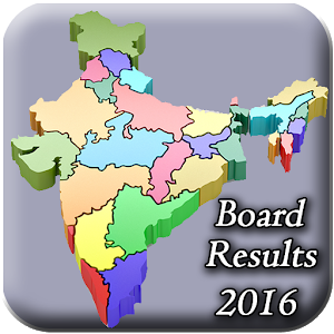 Board Result 2016 icon