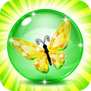 Marble Butterfly Shooter icon