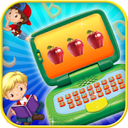 Kids Computer : Learning Alphabets And Numbers icon