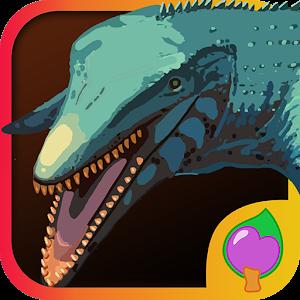 Dinosaur Adventure game -Coco3 icon