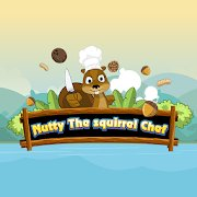 Nutty The squirrel Chef icon