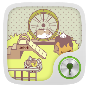 Hamster GO Locker Theme icon