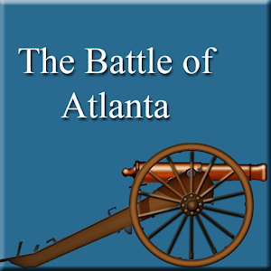 Civil War Battles - Atlanta icon