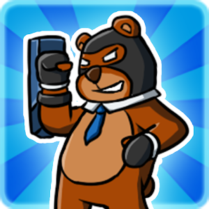 Spy Bear icon