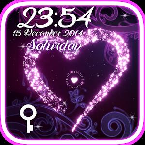 GO Locker Star Heart MagentaV icon