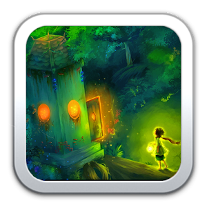 Firefly House Live Wallpaper icon