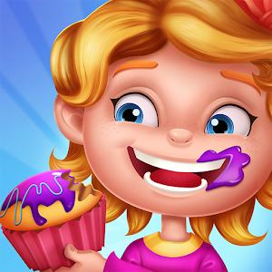 Cooking Cupcakes Party icon